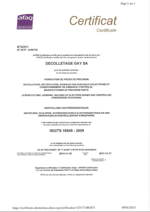 iso-ts-16949-gay